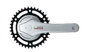 Pedivela Shimano Nexus NX-75 38 dentes 170MM