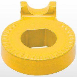 Arruela de Posicionamento Amarela do Eixo Nexus Original Contra Pedal