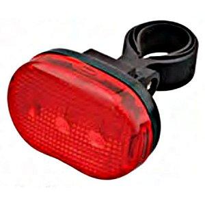 Vista Light 3 Leds Vermelho
