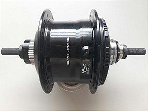 ZD - Cubo Traseiro Shimano Alfine 11 Velocidades SG-S700 Preto 36 Furos