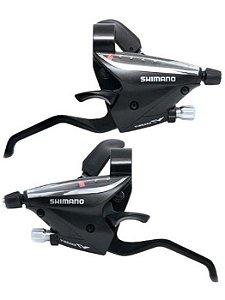 Rapid Fire Shimano ST-EF65 3x9