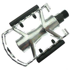 Pedal Alumínio MTB Feimin FP-961 Prata 9/16
