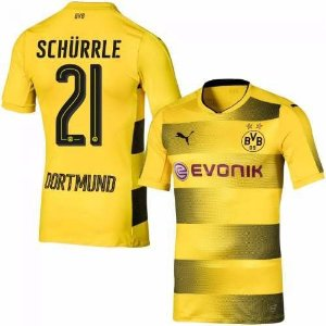 Camisa Borussia Dortmund Home 17/18 -SCHURRLE Nº 21
