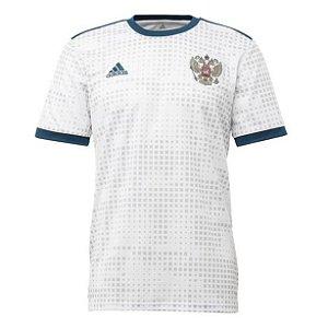 Camisa Adidas Seleção da Russia Away 2018/2019-S/Nº