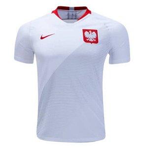 Camisa Seleção da Polônia Home 2018/2019-S/N