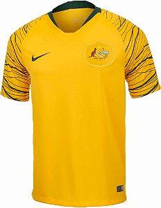 Camisa Seleção da Austrália Home 2018/2019-S/Nº