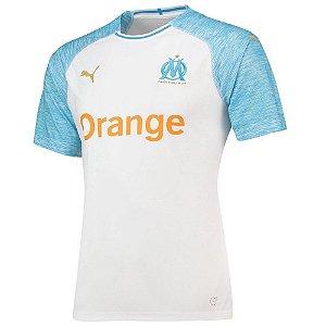 faedea250 Camisa Olympique Lyonnais Home 2018 2019 - Amo Futebol