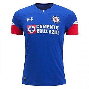 Camisa Cruz Azul Away 2018/2019-S/Nº