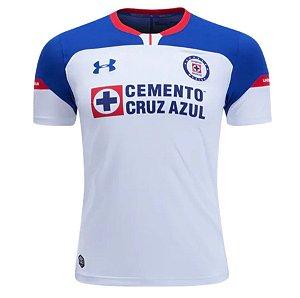 Camisa Cruz Azul Home 2018/2019-S/Nº