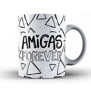Caneca Amigas Forever Black