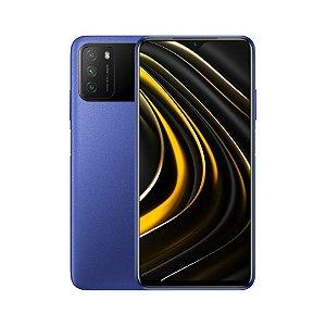 Smartphone Xiaomi Poco M3 Dual Sim 64GB/4GB RAM Cool Blue