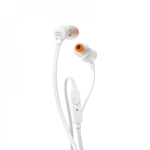 Fone de Ouvido JBL Tune 110 Branco