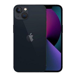 iPhone 13 256GB Meia-Noite