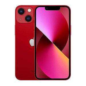 iPhone 13 256GB Vermelho