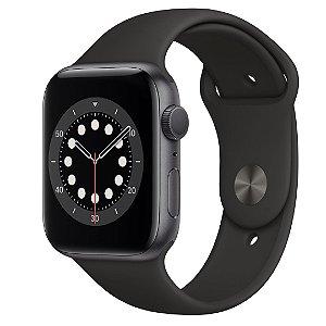 Apple Watch Series 6 44mm - Preto