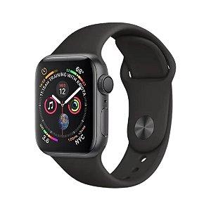 Apple Watch Series 5 44mm Cinza Espacial - Usado