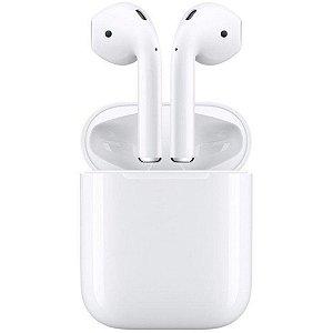 Fone de ouvido sem fio AirPods 2  - Apple