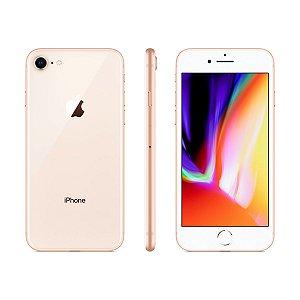 Iphone 8 - 64GB - Dourado - Vitrine