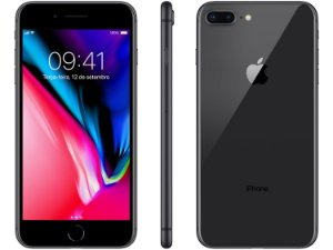 Iphone 8 Plus - 64GB - Cinza Espacial - Vitrine