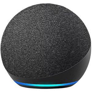 Amazon Echo Dot 4° Geração Alexa - Preto