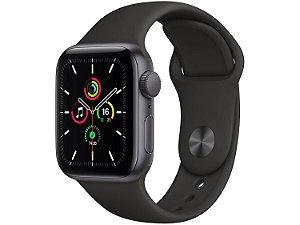 Apple Watch - SE 44mm - Cinza Espacial