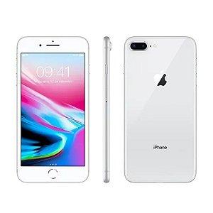 Iphone 8 Plus - 256GB - Prata - Vitrine