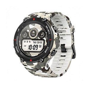 Relógio Smartwatch Amazfit T- Rex Camuflada