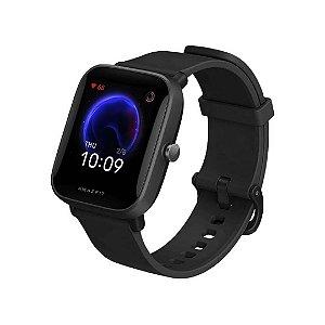 Relógio Smartwatch Amazfit Bip U Preto