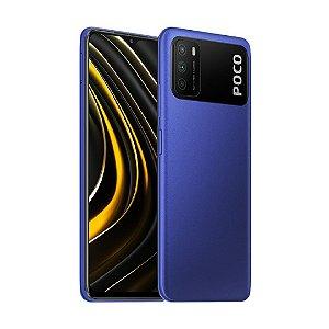 Smartphone Xiaomi Poco M3 64GB 4GB Ram - Azul