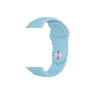 Pulseira Azul Bebe para Apple Watch 42/44mm
