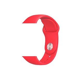 Pulseira Vermelha para Apple Watch 42/44mm