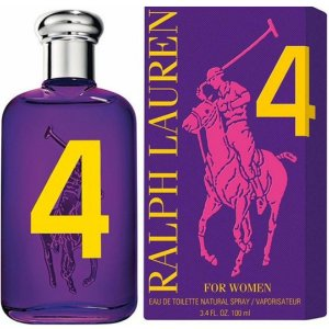 Ralph Lauren Big Pony 4 Eau de Toilette 100ml