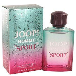 Perfume Joop Homme Sport Eau De Toilette Masculino 125Ml