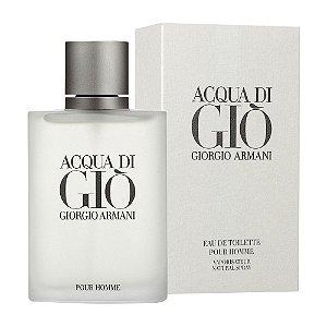 Perfume Masc Acqua di Gio Pour Homme Giorgio Armani 100ml