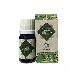 Óleo Essencial de Limão Siciliano 10 ml - VIMONTTI