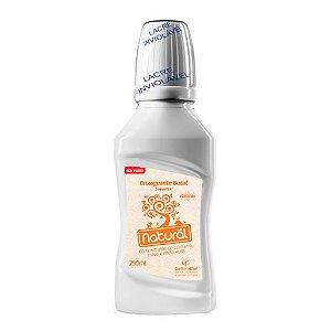 Enxaguante Bucal com Cúrcuma, Cravo e Melaleuca 250 ml - NATURAL CONTENTE