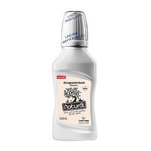 Enxaguante Bucal Detox com Extratos de Bambu, Romã e Sálvia 250 ml - NATURAL CONTENTE
