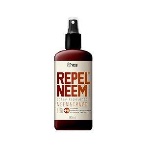 Spray Repelente Natural Repel Neem e Cravo 180ml - PRESERVA MUNDI