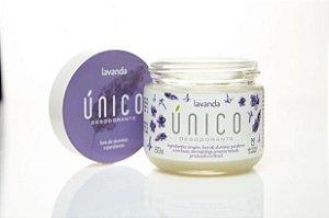 Desodorante Único Essência Natural de Lavanda 60g - Vegano e Natural - ÚNICO