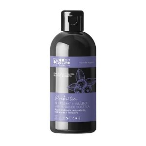 Emulsão Vegetal Blueberry+inulina+hortelã - 250 ml Vegano e Natural - TWOONE ONETWO