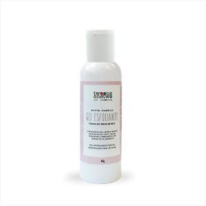 Gel Esfoliante Facial Sulfate Free Vitamina C -  60g Vegano e Natural TWOONE ONETWO
