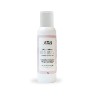 Gel de Limpeza Facial Sulfate Free Chá Verde - 60g Vegano e Natural - TWOONE ONETWO