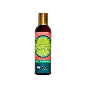 Shampoo Hidratante Copaíba Cabelos Oleosos Natural Orgânico e Vegano 240 ml - CATIVA NATUREZA