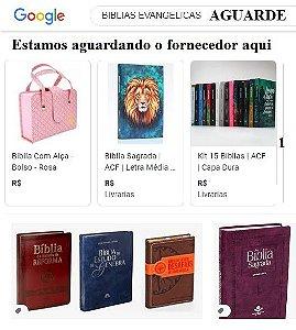 Biblias evangelicas aguarde