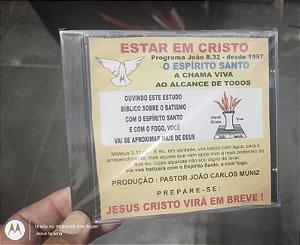 CD com estudo biblico sobre o Espirito Santo