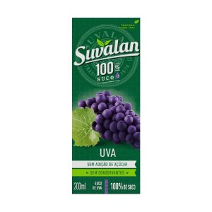 Suco De Uva - Suvalan 200ml