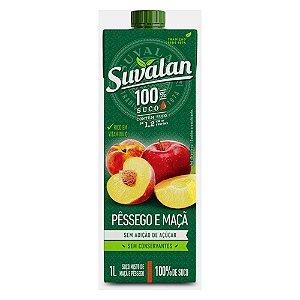 Suco Misto Maça Com Pêssego - Suvalan 1L