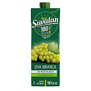 Suco De Uva Branco - Suvalan 1L