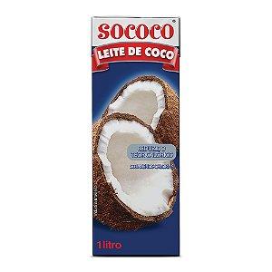 Leite De Coco RTC TP - Sococo 1L