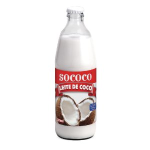 Leite De Coco Light - Sococo 500ml